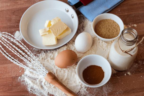 Les ingrédients indispensables du placard !